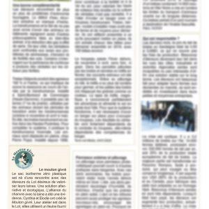 Magazine Atelier laine d'europe N°29 07-20